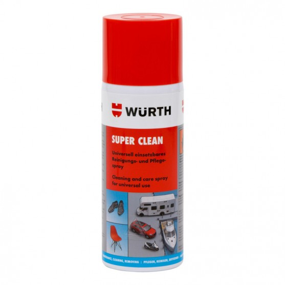Super Clean Spray detergente 400 ml