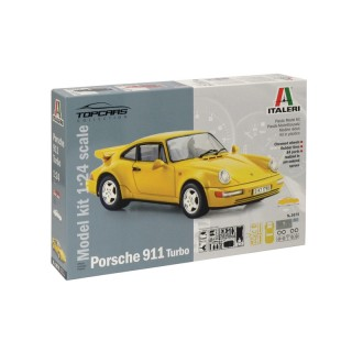 Porsche 911 Turbo Kit 1:24