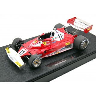 Ferrari 312 T2 1977 Niki Lauda World Champion 1:18