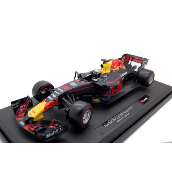 Red Bull Tag Heuer RB13 2017 Daniel Ricciardo 1:18