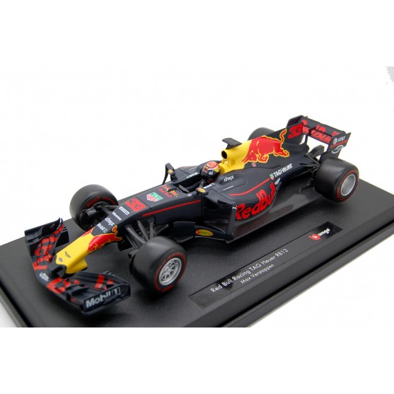 Red Bull Tag Heuer RB13 2017 Max Verstappen 1:18