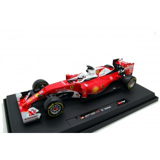 Ferrari SF16-H F1 2016 Sebastian Vettel 1:18