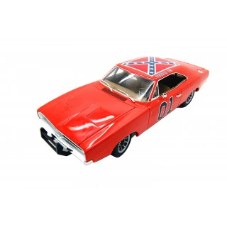 """Dodge Charger 1969 """"General Lee"""" """"The Dukes of Hazzard"""" 1:18"""