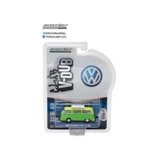 "Volkswagen T2 with Roof Rack ""Club Vee-Dub series 4"" 1:64"