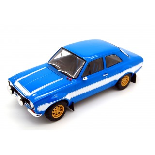 Ford Escort RS200 MK1 Brian's 1974 Fast & Furious 1:18