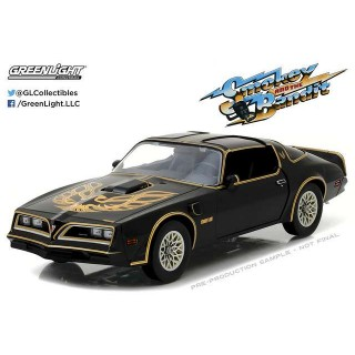 "Pontiac Trans Am 1977 ""Smokey and the Bandit I"" 1:18"
