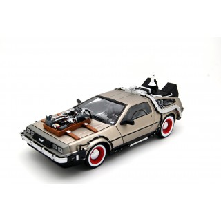 "De Lorean DMC  ""Back to the Future - Ritorno al Futuro"" 1987 Parte III 1:18"