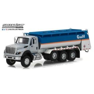 "International WorkStar Tanker Truck ""Gulf Oil"" 1:64"