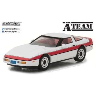 "Chevrolet Corvette C4 1984 ""The A-Team"" (1983-87 TV Series) 1:43"