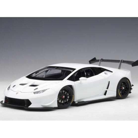 Lamborghini Huracan Super Trofeo 2015 bianco isis/ white 1:18