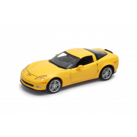 Chevrolet Corvette 2007 Yellow 1:24