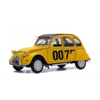 "Citroen 2 CV 6 1981 ""007"" 1:18"