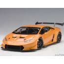 Lamborghini Huracan Super Trofeo 2015 arancio borealis / pearl orange 1:18