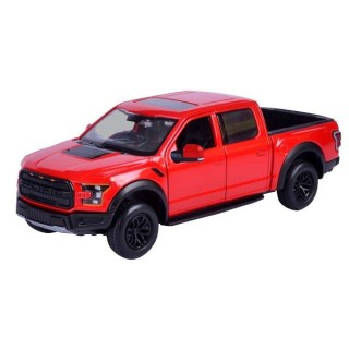 Ford F-150 Raptor metallic red 1:24