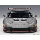 Lamborghini Huracan Super Trofeo 2015  grigio titans / grey  63 1:18